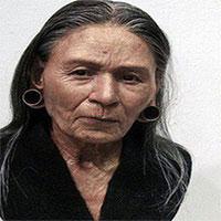 """Gương mặt của người thật sống hàng nghìn năm về trước, """"đẹp từng milimet"""" khiến nhiều người bị lừa"""
