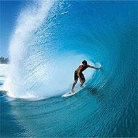 Điều gì sẽ xảy ra nếu lướt sóng thần?