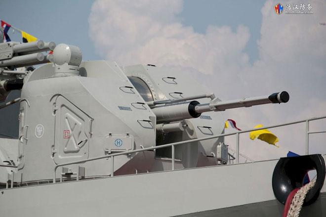 Hải pháo AK-176M vũ khí chính trên nhiều lớp tàu chiến hiện đại của Hải quân Nhân dân Việt Nam.