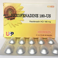 Fexofenadine là thuốc gì?