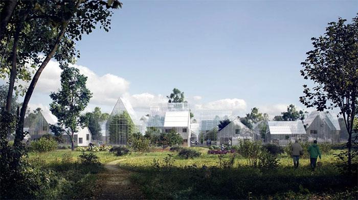 Làng ReGen, Almere (Hà Lan)