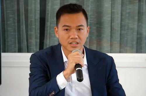 Ông Lê Thanh, Giám đốc Công ty TNHH Veritas Shoes Việt Nam.