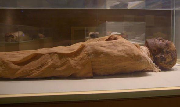 Nhiều người lầm tưởng vua Ramses III chết bởi nguyên nhân tự nhiên.