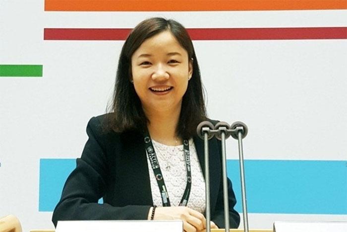 TS Nguyễn Thị Ánh Dương là đồng tác giả của công trình nghiên cứu lớn nhất từ trước đến nay về tuyến trùng học.