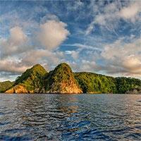 Kho báu tỉ USD chưa ai tìm thấy tại hòn đảo nhỏ bé ở Thái Bình Dương