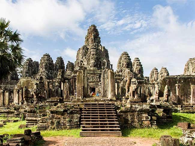 Di tích đền Angkor