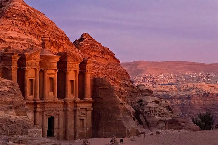 Thành cổ Petra