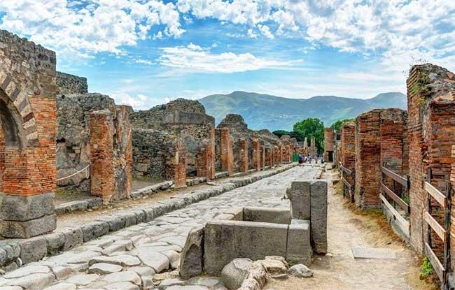 Thành phố Pompeii