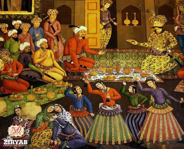 Ziryab là người khởi xướng xu hướng thời trang theo mùa và cách mặc trang phục sặc sỡ, nhiều màu.