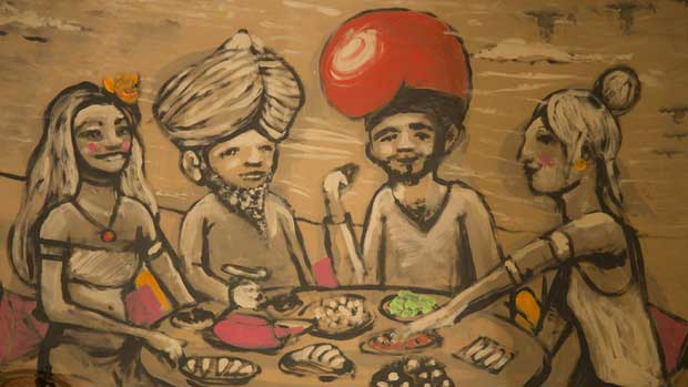 Chuyên gia ẩm thực Ziryab biến đổi hoàn toàn bàn ăn nhàm chán của người châu Âu.