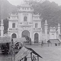 Nhìn lại những hình ảnh hiếm hoi về Chùa Hương năm 1927