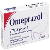 Tác dụng và liều dùng của thuốc Omeprazol 20mg STADA®