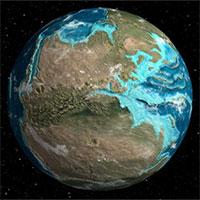 """Trái đất """"rùng mình"""", báo hiệu sự ra đời một siêu lục địa?"""