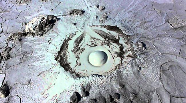 Núi lửa bùn Pugachevskiy