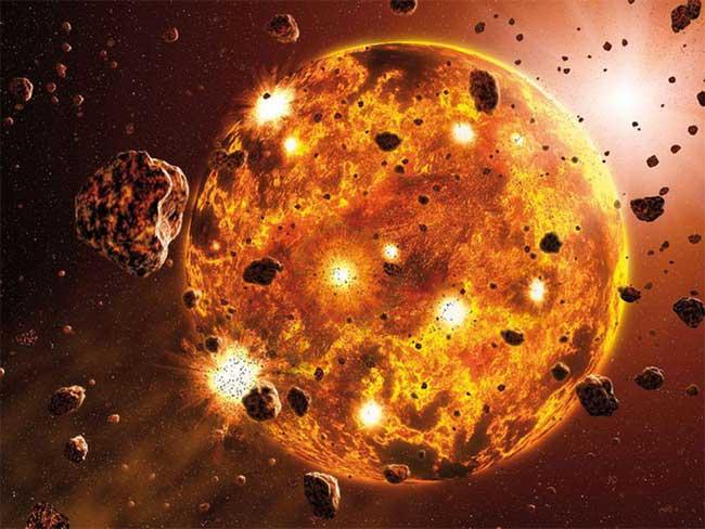 Nhiều thứ ngoài hành tinh đã kịp thời xâm chiếm Trái đất từ thuở sơ khai và kiến tạo nên hành tinh xanh ngày nay?