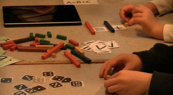 Học toán giống như học chơi các trò chơi mà mỗi trò chơi đều tuân theo một số quy tắc logic cụ thể