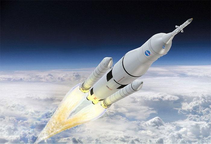 Các phi hành gia sẽ chỉ cần dùng Spaceline để đến điểm cuối của hành trình.