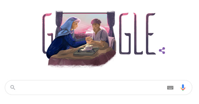 Google Doodle vinh danh bác sĩ Ruth Pfau: Đức mẹ Teresa của người Pakistan