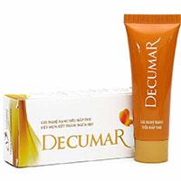 Gel trị mụn Decumar là gì?