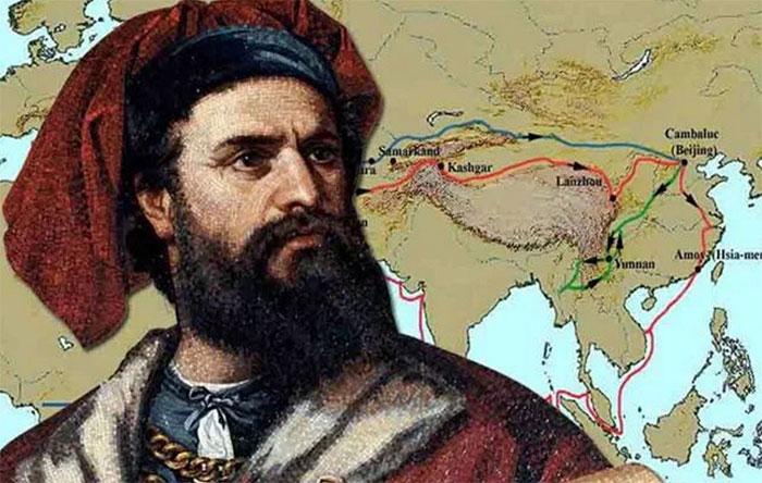 Marco Polo (1254 – 1324).