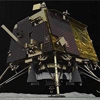 Ấn Độ tìm thấy tàu đổ bộ Mặt Trăng mất tích
