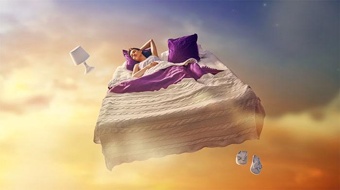 Giấc mơ chính là nỗ lực của bộ não con người để hiểu hoạt động thần kinh diễn ra như thế nào trong giấc ngủ.