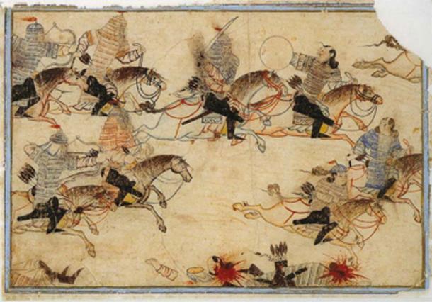 Khí hậu khác biệt và bệnh truyền nhiễm ngăn đoàn quân Mông Cổ.