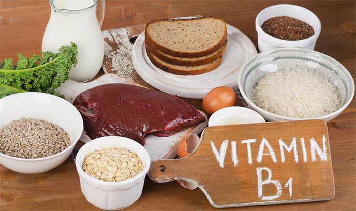 Những thực phẩm giàu vitamin B1