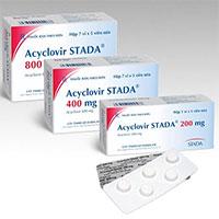 Acyclovir là thuốc gì?