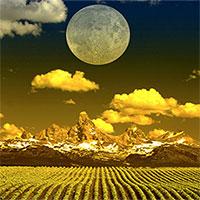 Mặt trăng hiếm sẽ xuất hiện vào thứ sáu ngày 13