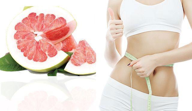 Ăn bưởi sẽ gây ra cảm giác no, do đó làm giảm lượng thức ăn đi vào cơ thể