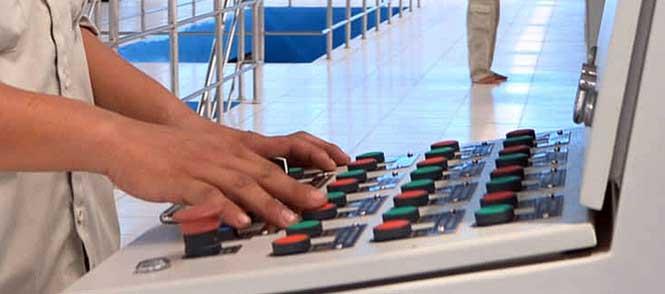 Nhà máy sử dụng công nghệ từ châu Âu, tái sử dụng nước sản xuất, không xả thải ra môi trường, tiết kiệm năng lượng.