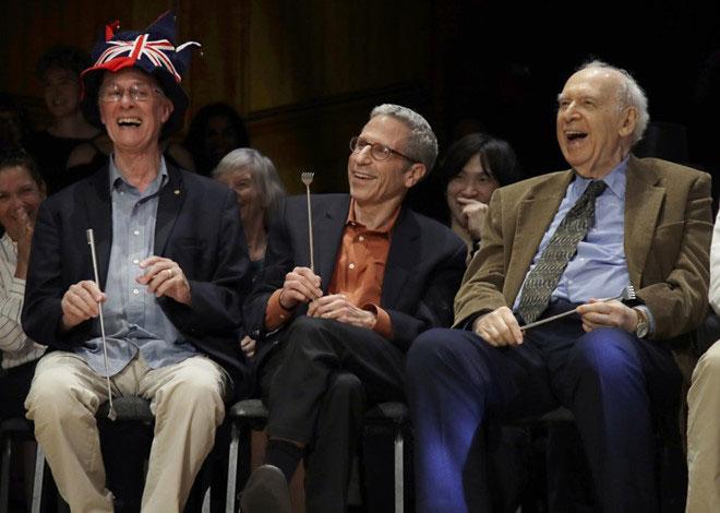 """Ig Nobel có sự tham dự của nhiều nhà khoa học từng đoạt giải """"Nobel thật"""""""