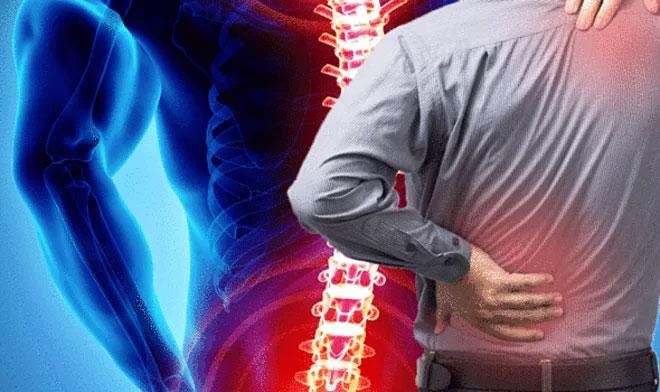 Đau thắt lưng cảnh báo nhiều bệnh lý.