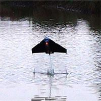 """Sáng chế robot """"cá bay""""phục vụ nghiên cứu môi trường"""