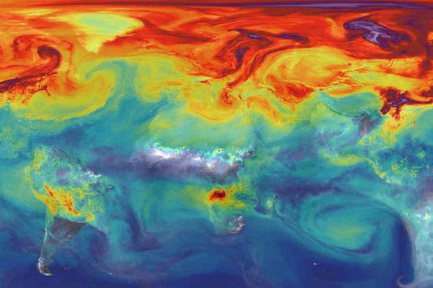 Trái đất nóng hơn nhiệt độ nên có của nó tới 33oC.