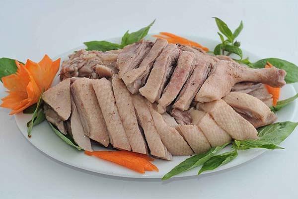 Thịt vịt rất tốt cho tim.