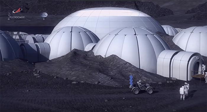Nga lên kế hoạch lập căn cứ thám hiểm thường trực trên Mặt Trăng.