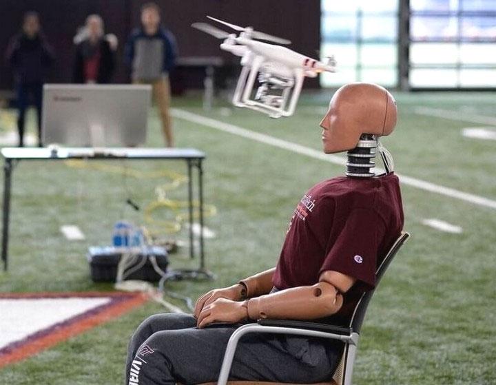Các nhà khoa học sử dụng hình nhân với vùng đầu được tái tạo giống hệt con người