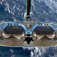 """""""Khách sạn vũ trụ"""" sẽ đi vào hoạt động năm 2025"""