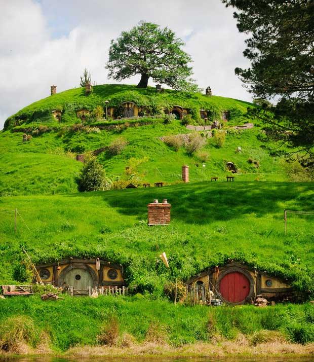 Vùng đất của người lùn Hobbit