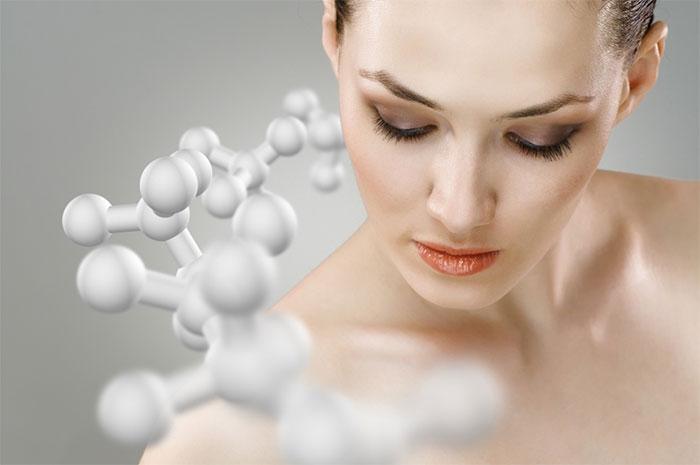 Collagen có khả năng giúp các vết thương nhanh lành sẹo.