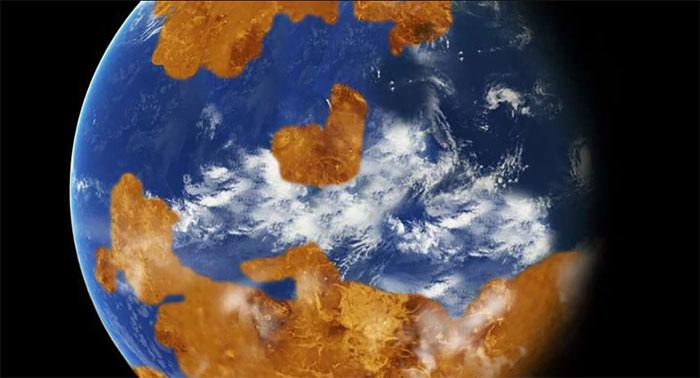 Bốn mươi năm trước, sứ mệnh Venus của NASA đã tìm thấy những gợi ý rằng sao Kim có thể đã từng có nước.