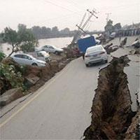Động đất tại Pakistan: Thương vong đã vượt con số 300 người