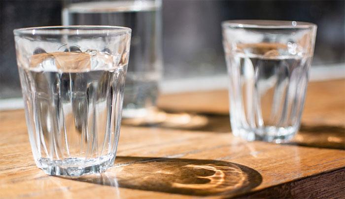 Nước lọc rất tốt cho cơ thể