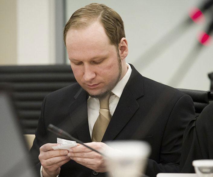 Sát thủ Anders Breivik