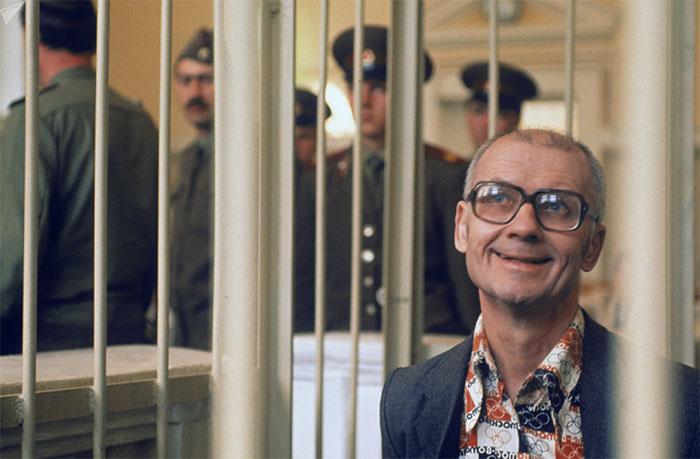 Andrei Chikatilo - kẻ giết người hàng loạt man rợ.