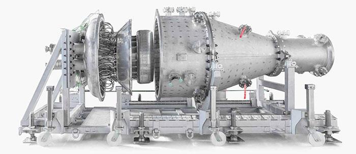 Reaction Engines thử nghiệm thành công bộ làm lạnh cơ sở hồi đầu năm.