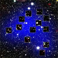 Tìm thấy cụm thiên hà cổ xưa nhất