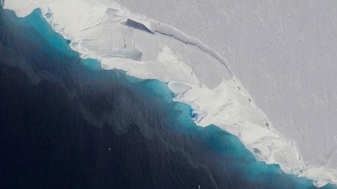 Sự tan chảy của sông băng Thwaites